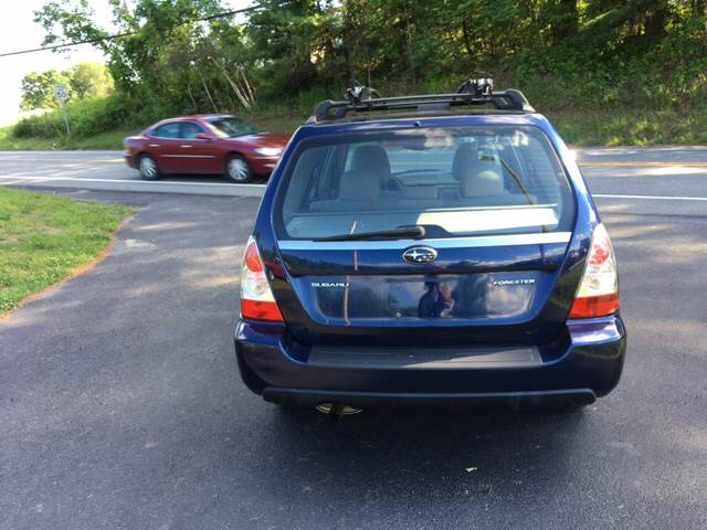 2006 Subaru Forester AWD 2.5 X Premium Package 4dr Wagon 4A - Saylorsburg PA