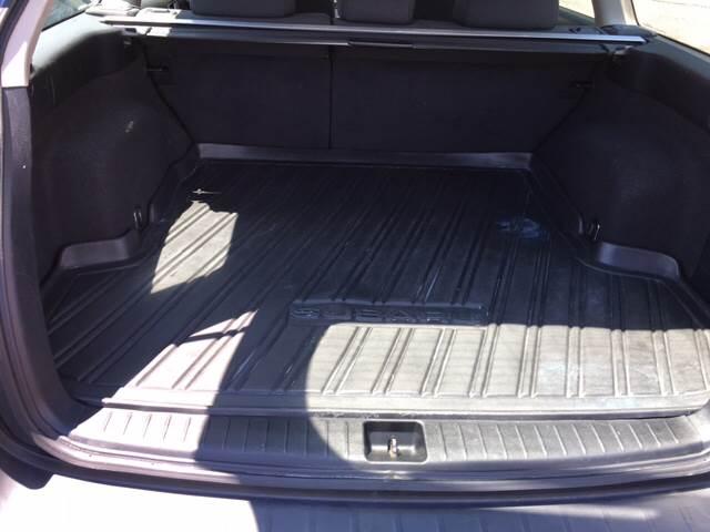 2009 Subaru Outback AWD 2.5i Special Edition 4dr Wagon 5M - Saylorsburg PA