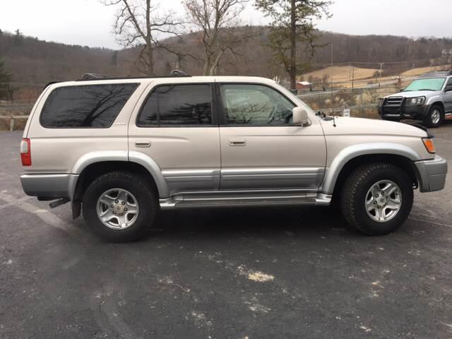 2000 Toyota 4Runner 4dr Limited 4WD SUV - Saylorsburg PA