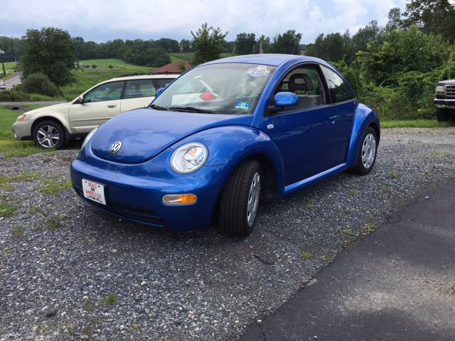 1999 Volkswagen New Beetle GL 2dr Coupe - Saylorsburg PA