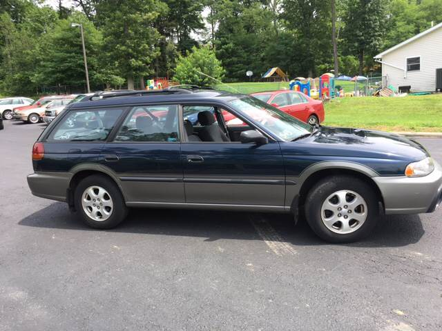 1999 Subaru Legacy AWD Outback 4dr Wagon - Saylorsburg PA