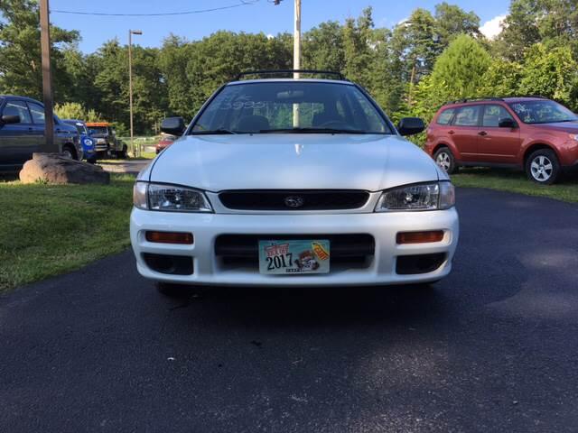 1999 Subaru Impreza AWD L 4dr Wagon - Saylorsburg PA
