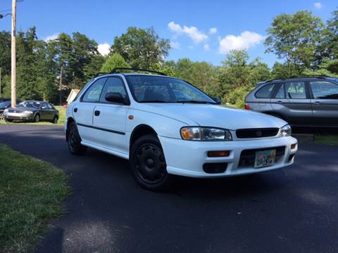 1999 Subaru Impreza for sale at Deals On Wheels LLC in Saylorsburg PA