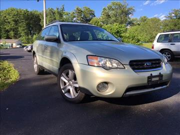 2007 Subaru Outback for sale at Deals On Wheels LLC in Saylorsburg PA