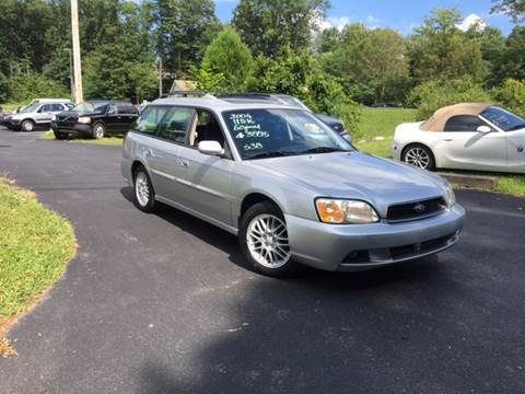 2004 Subaru Legacy for sale at Deals On Wheels LLC in Saylorsburg PA