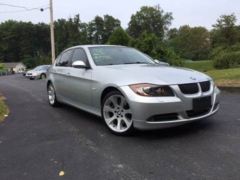 2006 BMW 3 Series for sale at Deals On Wheels LLC in Saylorsburg PA