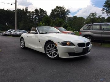 2007 BMW Z4 for sale in Saylorsburg, PA