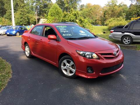 2011 Toyota Corolla for sale at Deals On Wheels LLC in Saylorsburg PA