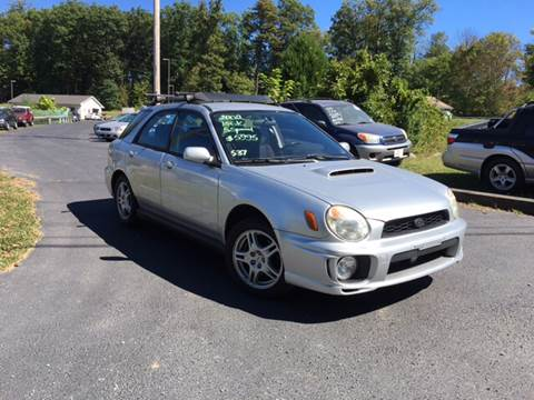 2002 Subaru Impreza for sale in Saylorsburg, PA