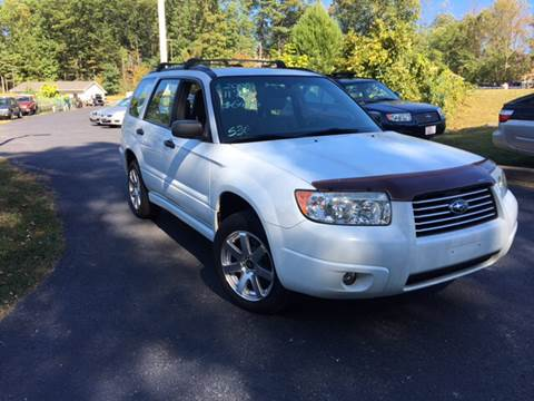 2006 Subaru Forester for sale at Deals On Wheels LLC in Saylorsburg PA