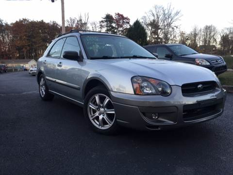2005 Subaru Impreza for sale at Deals On Wheels LLC in Saylorsburg PA