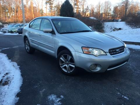 2006 Subaru Outback for sale at Deals On Wheels LLC in Saylorsburg PA