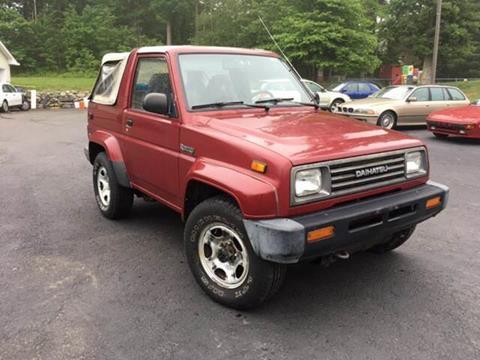 1991 Daihatsu Rocky for sale in Saylorsburg, PA
