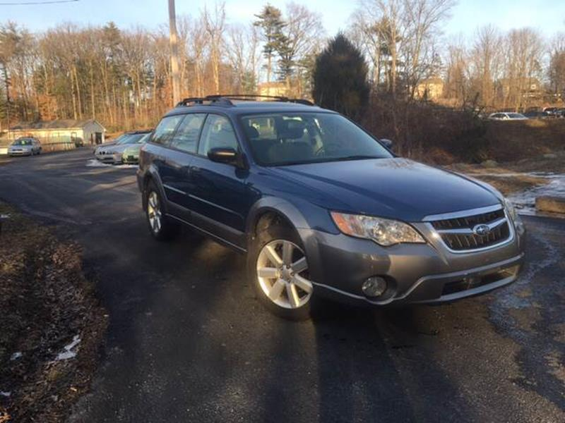 2009 Subaru Outback for sale at Deals On Wheels LLC in Saylorsburg PA