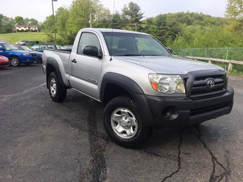 2007 Toyota Tacoma for sale at Deals On Wheels LLC in Saylorsburg PA