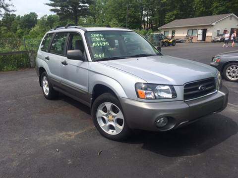 2004 Subaru Forester for sale at Deals On Wheels LLC in Saylorsburg PA