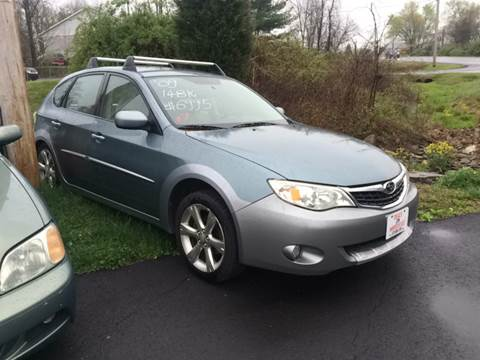 2009 Subaru Impreza for sale at Deals On Wheels LLC in Saylorsburg PA