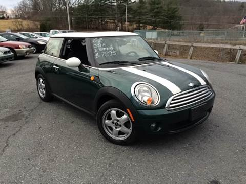 2008 MINI Cooper for sale at Deals On Wheels LLC in Saylorsburg PA