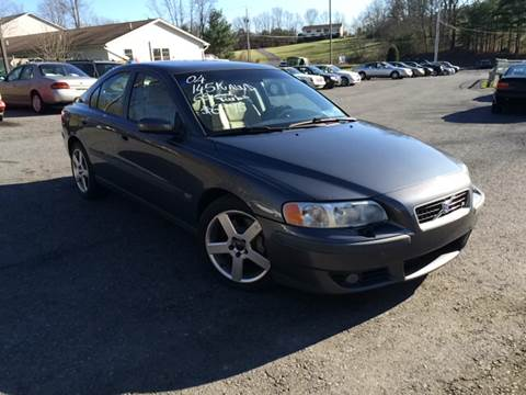 2004 Volvo S60 R for sale at Deals On Wheels LLC in Saylorsburg PA