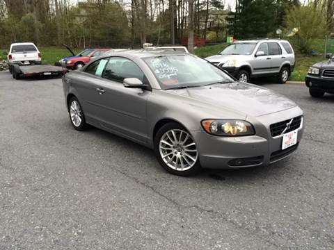 2007 Volvo C70 for sale at Deals On Wheels LLC in Saylorsburg PA
