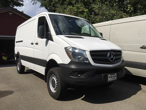 2017 Mercedes-Benz Sprinter Cargo for sale in Saylorsburg, PA
