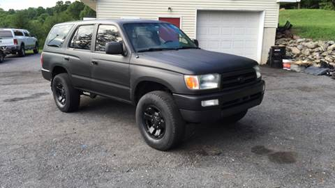 1996 Toyota 4Runner for sale at Deals On Wheels LLC in Saylorsburg PA