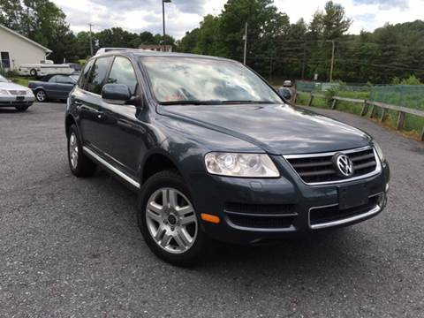 2005 Volkswagen Touareg for sale at Deals On Wheels LLC in Saylorsburg PA