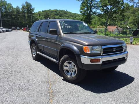 1997 Toyota 4Runner for sale at Deals On Wheels LLC in Saylorsburg PA