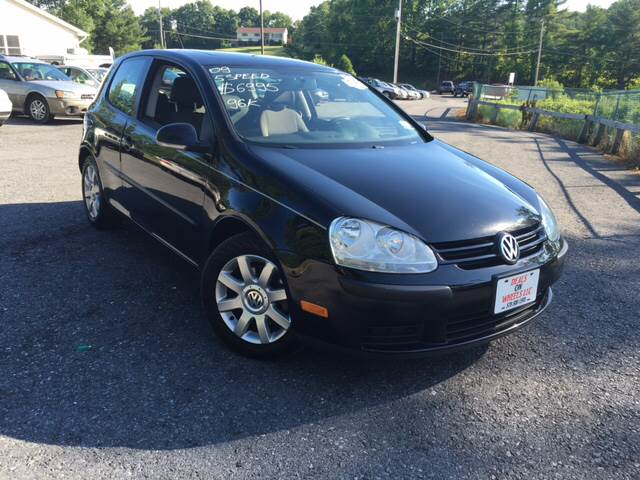2009 Volkswagen Rabbit for sale at Deals On Wheels LLC in Saylorsburg PA