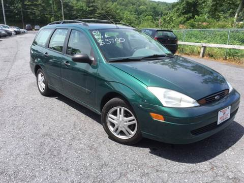 2001 Ford Focus for sale at Deals On Wheels LLC in Saylorsburg PA