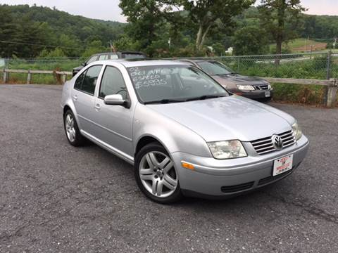 2002 Volkswagen Jetta for sale at Deals On Wheels LLC in Saylorsburg PA