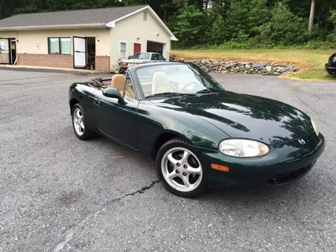 1999 Mazda MX-5 Miata for sale at Deals On Wheels LLC in Saylorsburg PA