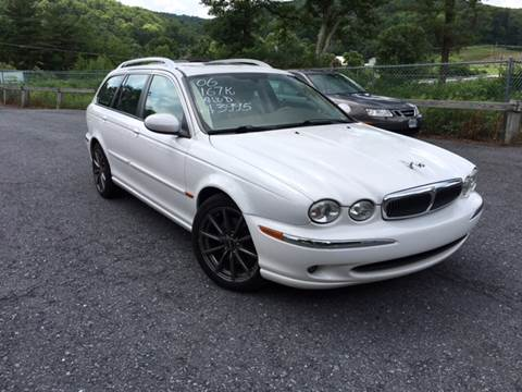 2006 Jaguar X-Type for sale at Deals On Wheels LLC in Saylorsburg PA