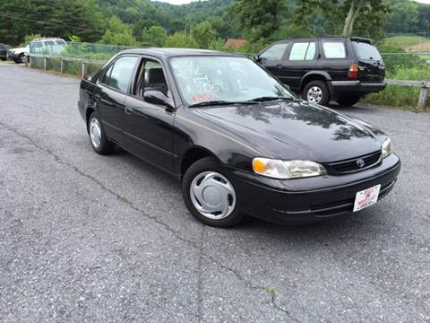 1999 Toyota Corolla for sale at Deals On Wheels LLC in Saylorsburg PA