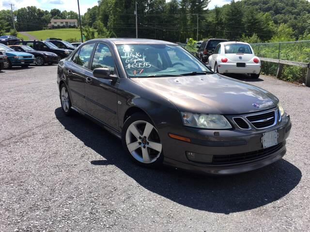 2006 Saab 9-3 for sale at Deals On Wheels LLC in Saylorsburg PA