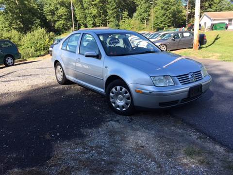2003 Volkswagen Jetta for sale at Deals On Wheels LLC in Saylorsburg PA