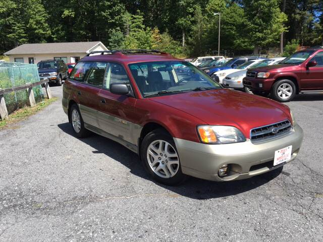 2002 Subaru Outback for sale at Deals On Wheels LLC in Saylorsburg PA