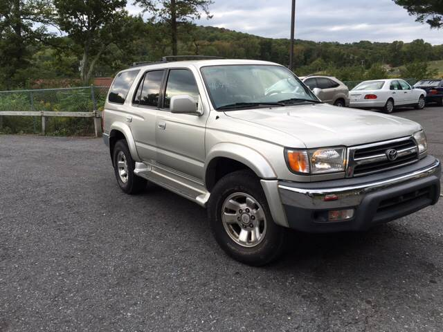 2000 Toyota 4Runner for sale at Deals On Wheels LLC in Saylorsburg PA