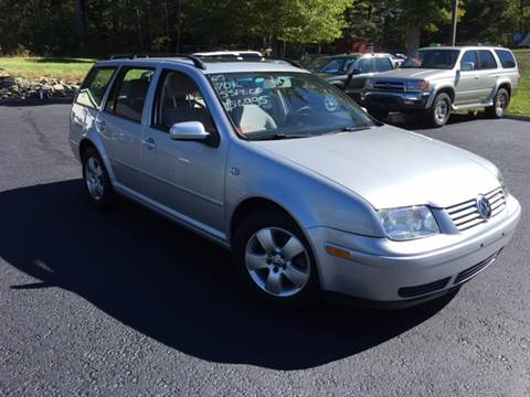 2005 Volkswagen Jetta for sale at Deals On Wheels LLC in Saylorsburg PA