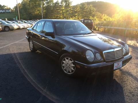 1999 Mercedes-Benz E-Class for sale at Deals On Wheels LLC in Saylorsburg PA