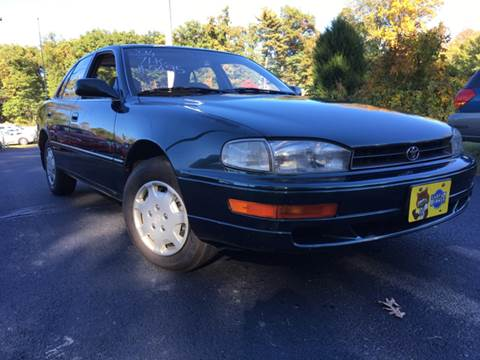 1994 Toyota Camry for sale at Deals On Wheels LLC in Saylorsburg PA