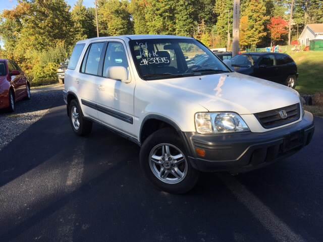 2001 Honda CR-V for sale at Deals On Wheels LLC in Saylorsburg PA