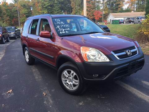 2004 Honda CR-V for sale at Deals On Wheels LLC in Saylorsburg PA