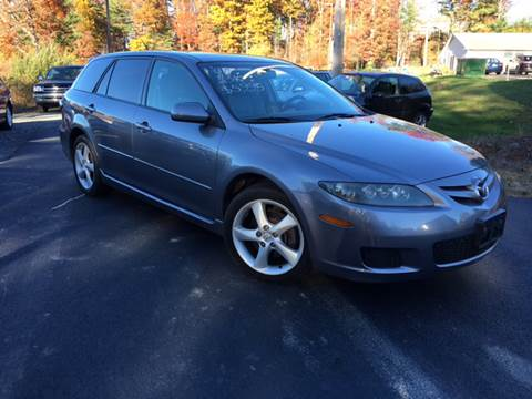 2007 Mazda MAZDA6 for sale at Deals On Wheels LLC in Saylorsburg PA