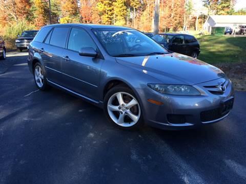 2007 Mazda MAZDA6 for sale at Deals On Wheels LLC in Saylorsburg PA