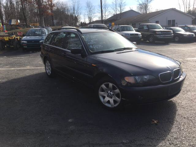 2004 bmw 325xi wagon awd