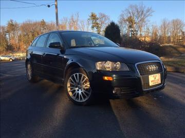 2008 Audi A3 for sale at Deals On Wheels LLC in Saylorsburg PA