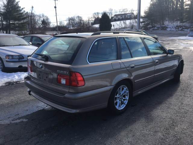 2003 Bmw 5 Series 525i 4dr Sport Wagon In Saylorsburg PA  Deals