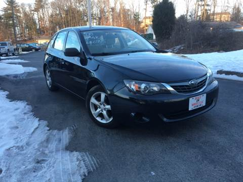 2008 Subaru Impreza for sale at Deals On Wheels LLC in Saylorsburg PA