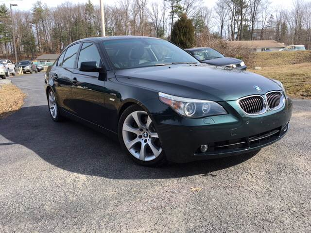2006 BMW 5 Series for sale at Deals On Wheels LLC in Saylorsburg PA